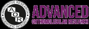 Advanced Orthomolecular Research Logo