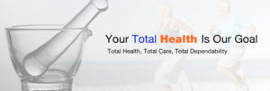 Your Total Health is our Goal